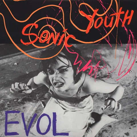 Sonic Youth-Evol