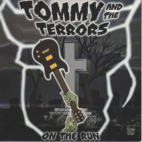 Tommy & Terrors-On The Run - Skateboards Amsterdam