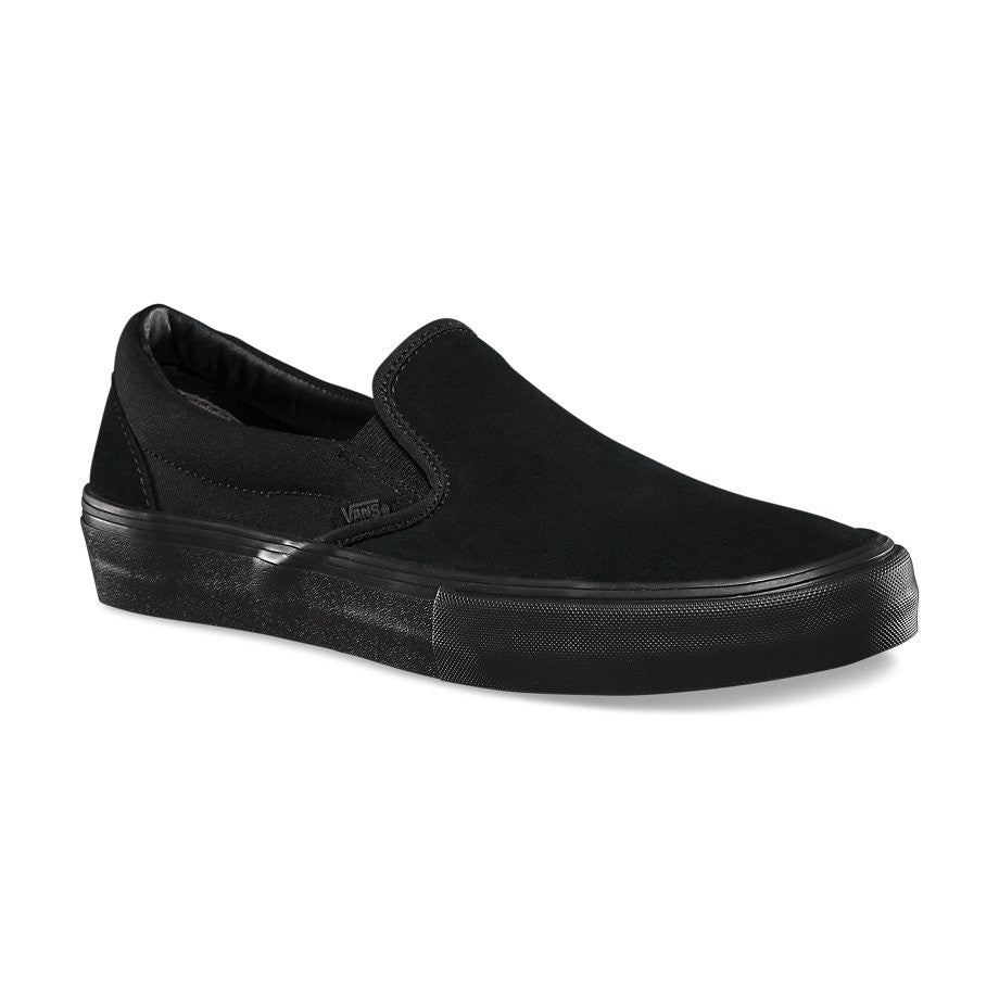 1b82d5bf4153ba VANS SLIP-ON PRO BLACKOUT – Skateboards Amsterdam