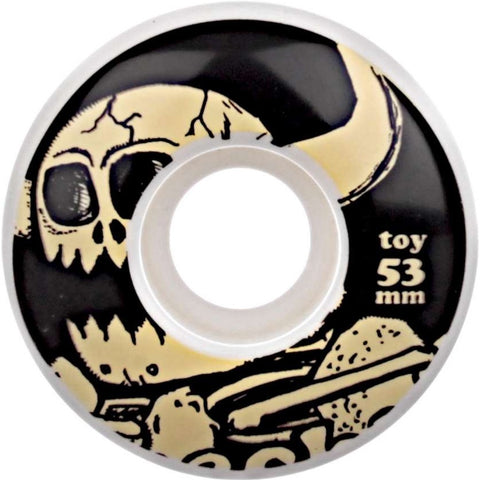 TOY MACHINE DEAD MONSTER 100A 53MM