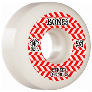BONES STF PATTERNS SIDECUT WHEELS 103A 53MM
