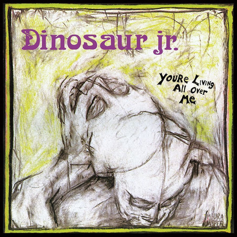 Dinosaur Jr-You're Living All Over Me - Skateboards Amsterdam