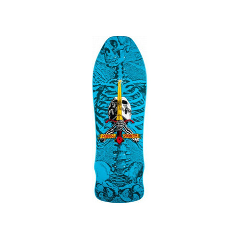 POWELL PERALTA GEEGAH SKULL AND SWORD 9.75