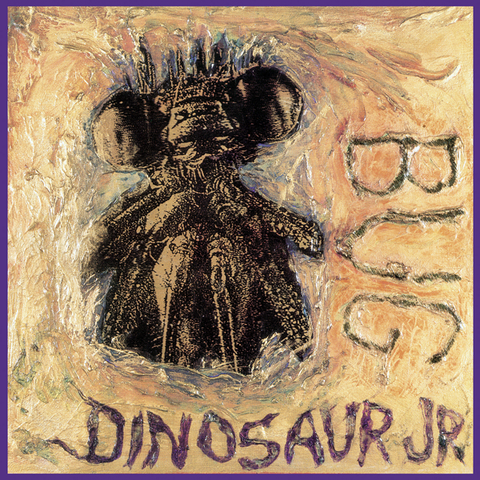 Dinosaur Jr-Bug - Skateboards Amsterdam