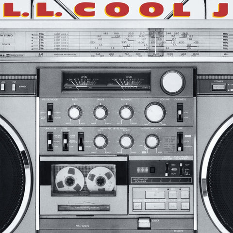 LL Cool J-Radio - Skateboards Amsterdam