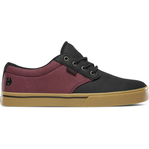 ETNIES JAMESON 2 ECO BLACK/RED/GUM -VEGAN-