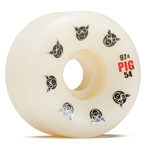 PIG USA WHEELS HIGH-END URETHANE MULTI PIG C-LINE 97A 54MM