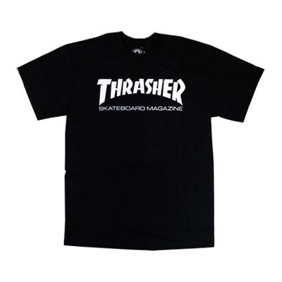 THRASHER SKATE MAG TODDLER T-SHIRT BLACK - Skateboards Amsterdam