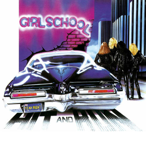 Girlschool-Hit And Run