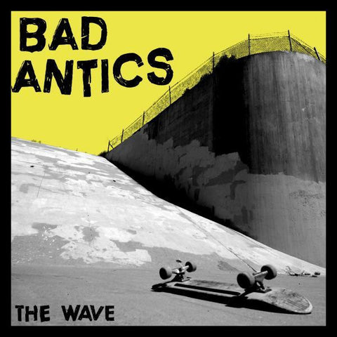 Bad Antics-The Wave - Skateboards Amsterdam