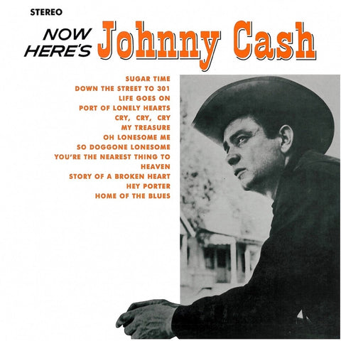 Johnny Cash-Now Here's Johnny -HQ-