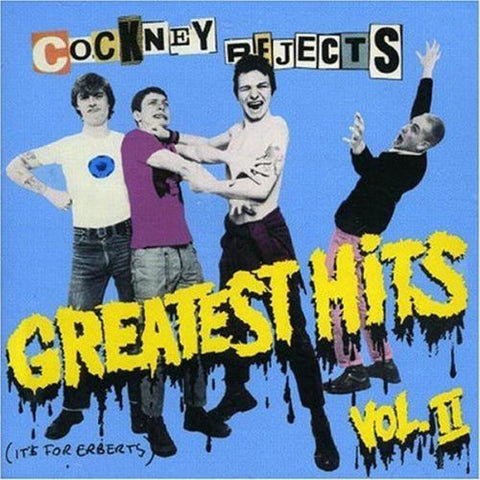 Cockney Rejects-Greatest Hits Vol.2