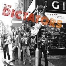 Dictators-Live At CBGB In New York City, 1977