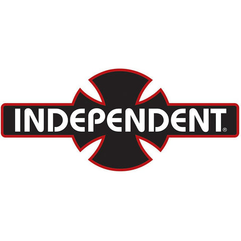 "INDEPENDENT OGBC CLEAR DECAL 4"" - Skateboards Amsterdam"