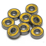 ANDALE ABEC 5 BEARINGS - Skateboards Amsterdam - 2