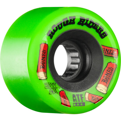 BONES ATF ROUGH RIDERS SHOTGUN 80A 56MM GREEN