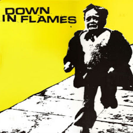 Down In Flames-S/T - Skateboards Amsterdam