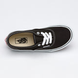 VANS AUTHENTIC VEE0BLK BLACK - Skateboards Amsterdam - 3