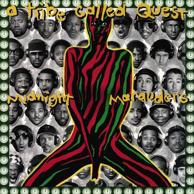 A Tribe called Quest-Midnight Marauders - Skateboards Amsterdam - 1