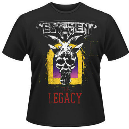 TESTAMENT THE LEGACY T-SHIRT - Skateboards Amsterdam
