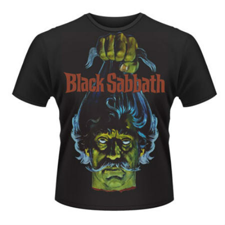 PLAN 9 BLACK SABBATH T-SHIRT BLACK - Skateboards Amsterdam - 1