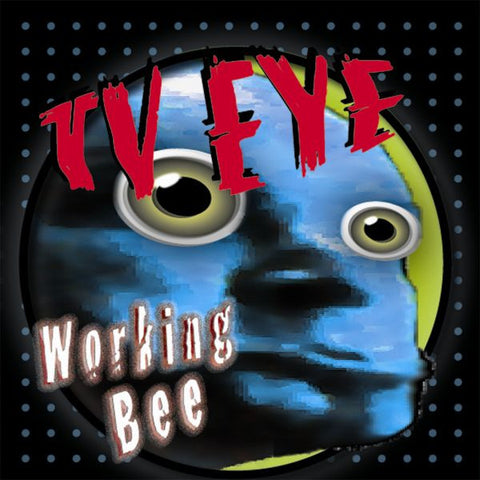 Tv Eye Working Bee - Skateboards Amsterdam