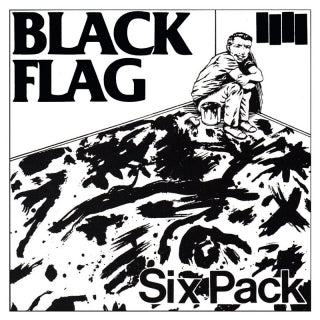 Black Flag-Six Pack - Skateboards Amsterdam