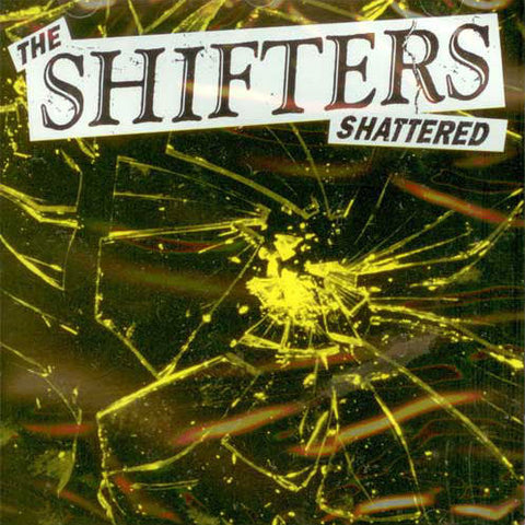 Shifters-Shattered - Skateboards Amsterdam