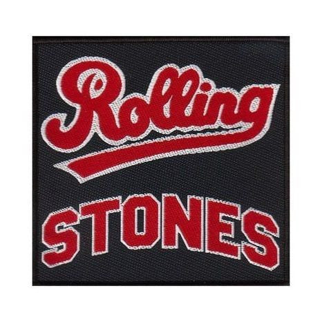 ROLLING STONES TEAM LOGO PATCH