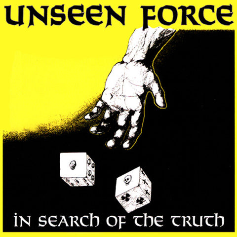 Unseen Force-In Search Of The Truth - Skateboards Amsterdam