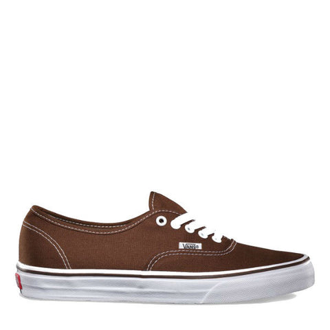 VANS AUTHENTIC ESPRESSO - Skateboards Amsterdam - 1