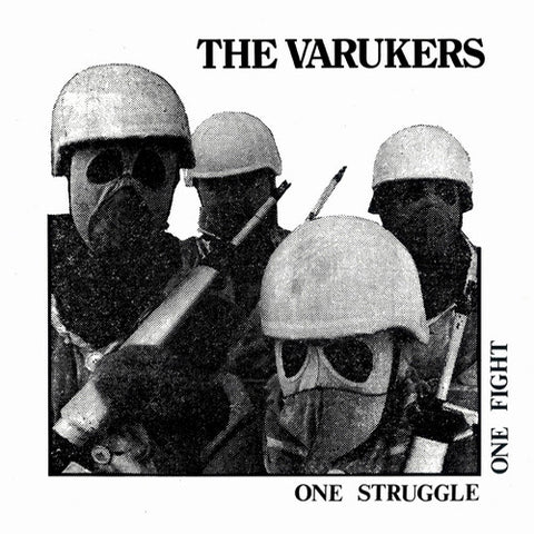 Varukers-One Struggle One Fight -HQ- - Skateboards Amsterdam