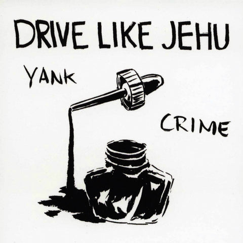 "Drive Like Jehu-Yank Crime -LP+7""-"