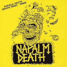 Napalm Death-Demos 1985-1986