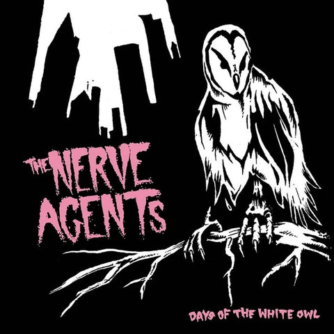 Nerve Agents-Days Of The White Owl - Skateboards Amsterdam