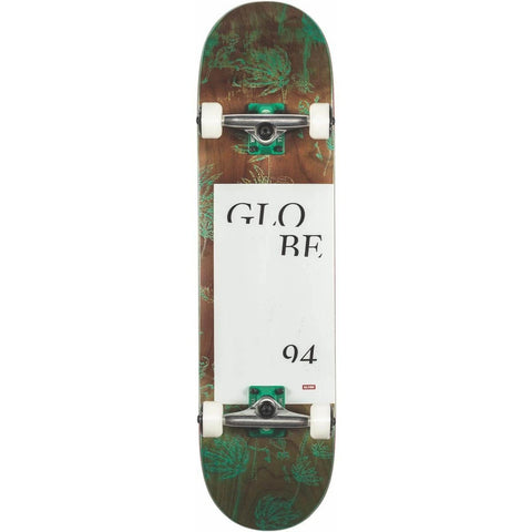 GLOBE TYPHOON GREEN COMPLETE 8.125
