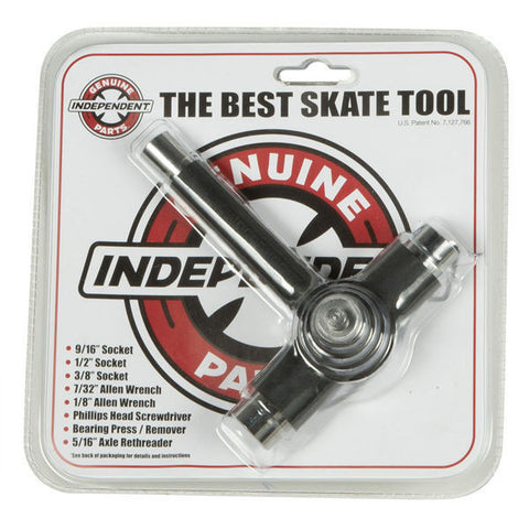 INDEPENDENT BEST SKATE TOOL BLACK - Skateboards Amsterdam