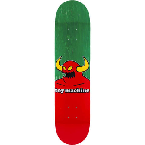 TOY MACHINE USA WOOD MONSTER GREEN 8.0