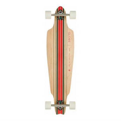 "GLOBE PROWLER 38.5"" COMPLETE NATURAL/SEA - Skateboards Amsterdam"