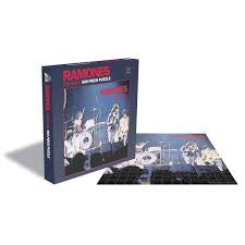 RAMONES  IT'S ALIVE 500 PIECE JIGSAW PUZZLE