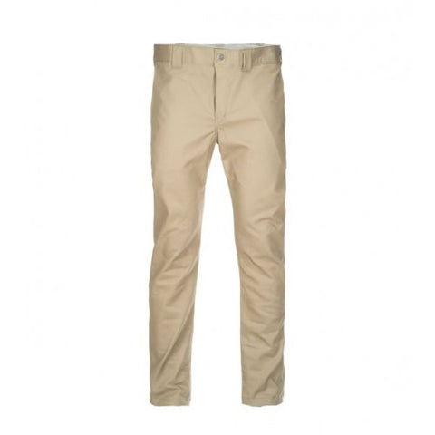 DICKIES WP803 SLIM SKINNY WORK PANT BRITISH TAN - Skateboards Amsterdam