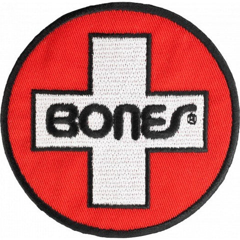 BONES SWISS CIRCLE PATCH 2