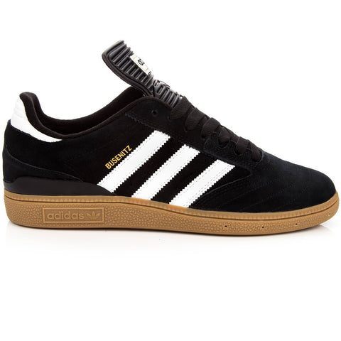 ADIDAS BUSENITZ BLACK/WHITE/GOLD - Skateboards Amsterdam - 1