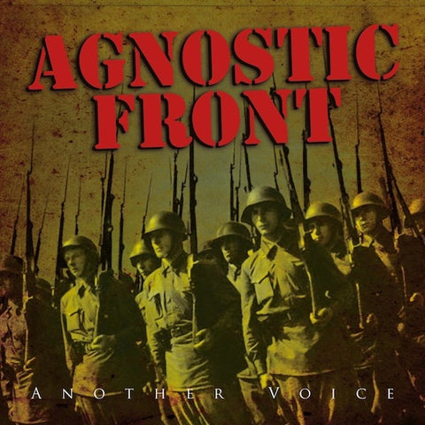 Agnostic Front-Another Voice