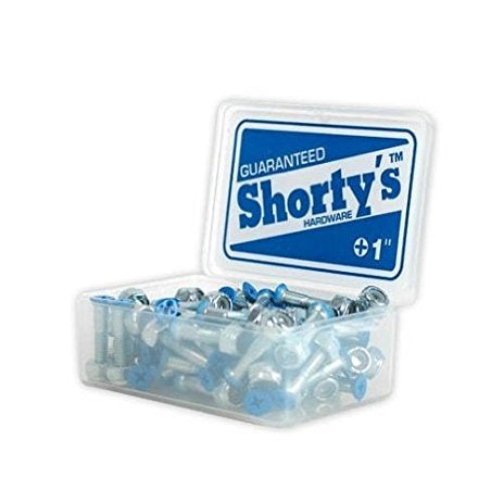 "SHORTY'S 1"" COLOR TIP BLUE"
