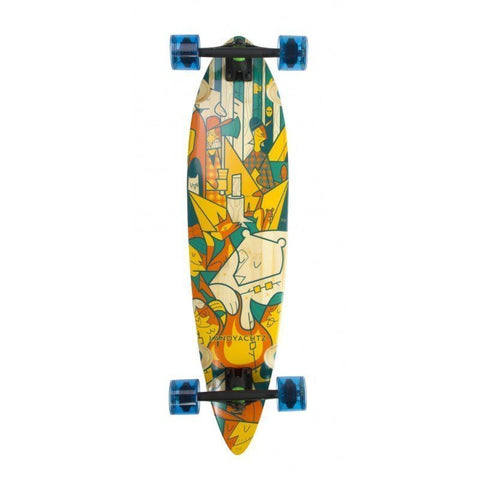 LANDYACHTZ BAMBOO CHIEF CAMPING COMPLETE