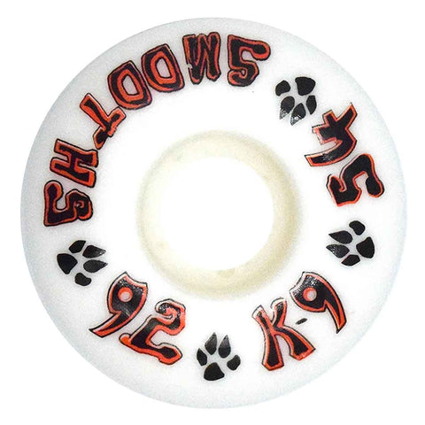 DOGTOWN K-9 SMOOTH 92A 52MM