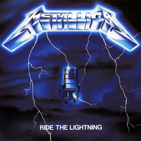 Metallica-Ride The Lightning - Skateboards Amsterdam