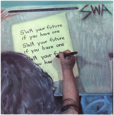 SWA-Your Future If You Have One 2nd Hand - Skateboards Amsterdam