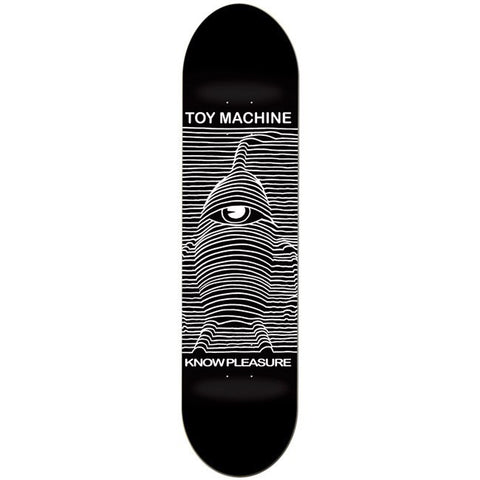 TOY MACHINE TOY DIVISION 8.0 - Skateboards Amsterdam